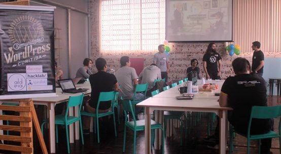 A participação da duo.me nos meetups de WordPress
